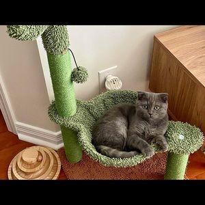 "31"" Cat Tree"